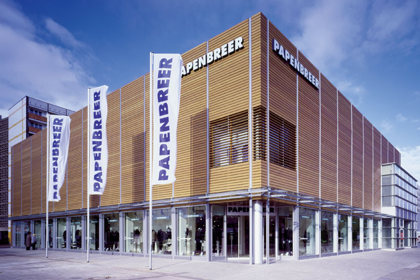 Magdeburg Architektur papenbreer magdeburg d ajf architekten