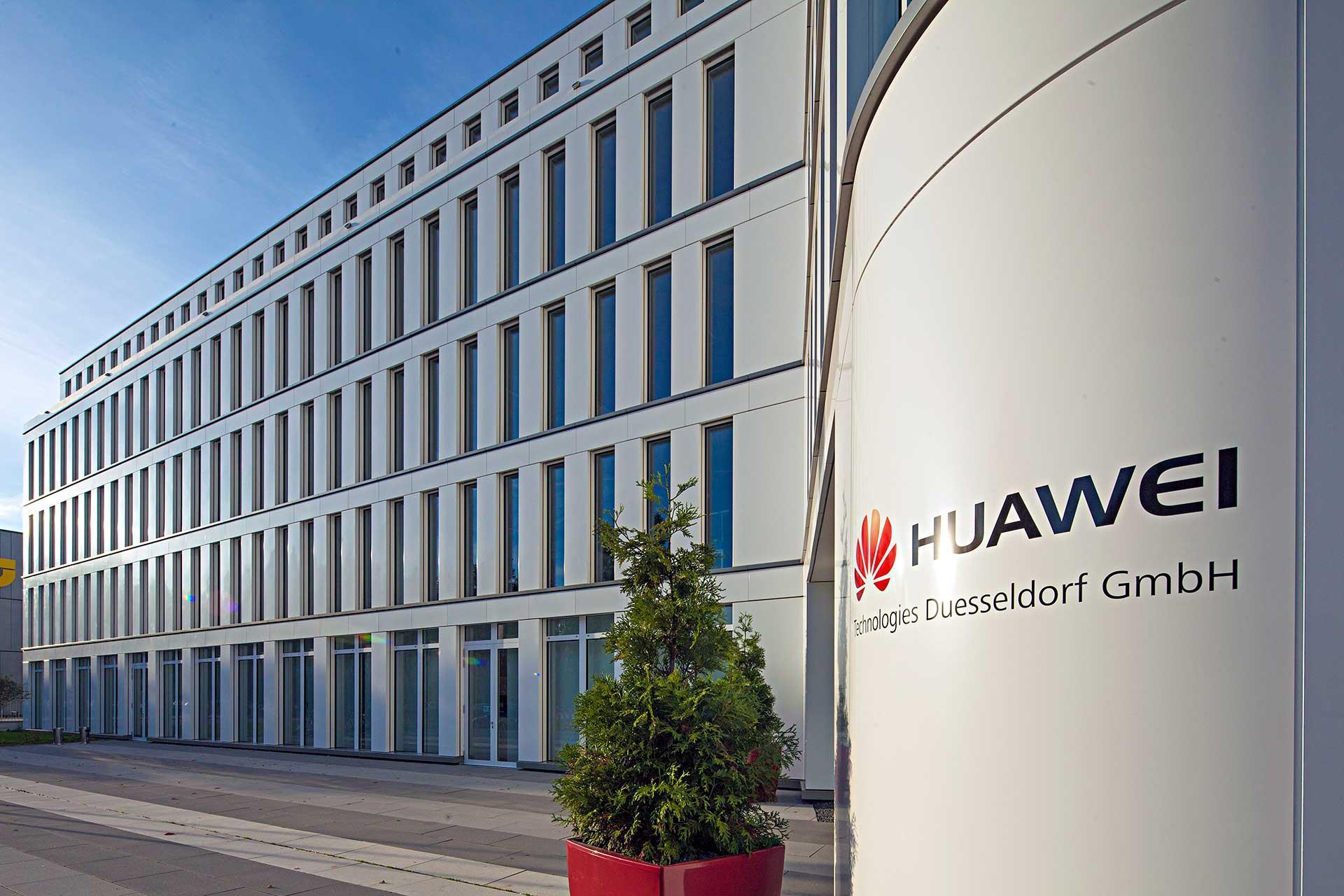 Huawei d sseldorf d ajf architekten - Architekten in dusseldorf ...