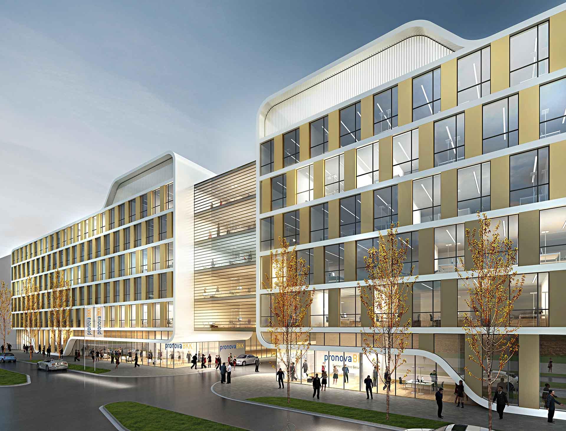 Architekt Leverkusen bkk leverkusen d ajf architekten